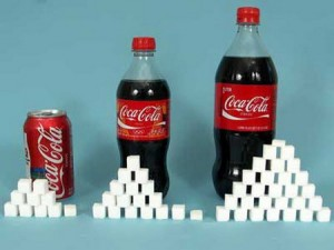 Cola Zucker