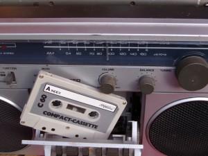 Kassettenradio