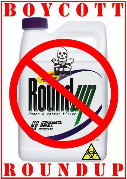 Roundup verboten