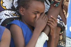 Die Verstümmelung minderjähriger Mädchen ist in Kenia seit 2001 explizit zur Straftat erklärt.
