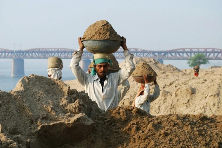 Unserer Erde geht der Sand aus – Sand wird zur Schmuggelware