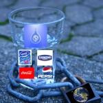 """Mineralwasser - Nestlé, Danone, Coca-Cola und Pepsi beherrschen Weltmarkt - jetzt sogar kalorienarmes Mineralwasser bis hin zu """"laktosefrei"""" und """"glutenfrei"""""""