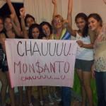 Hurra! Sofía Gatica und ihre Mitstreiter haben ihre  Schlacht gegen Monsanto gewonnen!!!