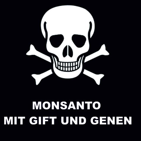 """Monsanto mit Gift und Genen und das """"Superunkraut"""""""