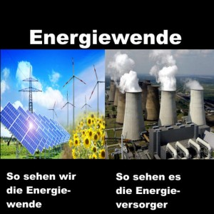 Atomkraft – des Merkels Liebling…