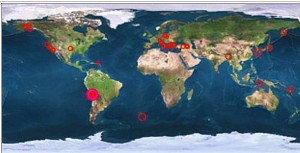 Erdbebenchile