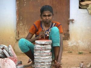Traurige Statistik: Frauen und Mädchen in Indien