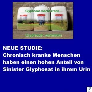Neue Studie: Glyphosat und GVO verursacht langfristige und verheerenden Schäden an Tieren und Menschen