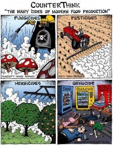 """Pestizide – """"Mord auf Raten"""" !"""