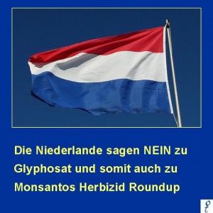 Niederlande verbieten Privatnutzung von Glyphosat