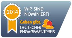 Netzfrauen für Deutschen Engagementpreis 2014 nominiert