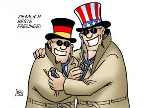 BND und NSA – Ziemlich beste Freunde