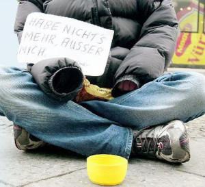 Konflikt des 21. Jahrhunderts: Krieg der Reichen gegen die Armen