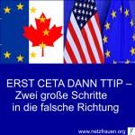 Freihandelsabkommen Ceta TTIP TISA