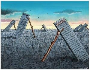 Gigantische Bankenrettung ganz aktuell!