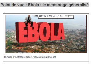 Netzfrauen Ebola