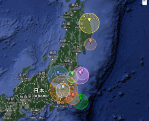 Tokio: Schweres Erdbeben – Deutscher Fernsehjournalist berichtet aus Fukushima