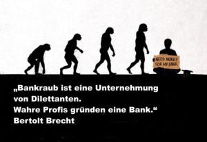 Banken: Manipuliere und teile es gleich mit, dann werden sogar 110 Mio.€ Strafe erlassen