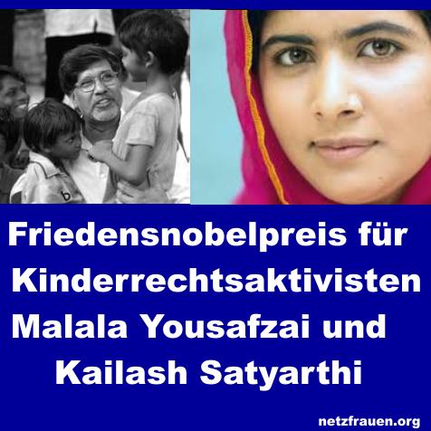 Netzfrauen Friedensnobelpreis