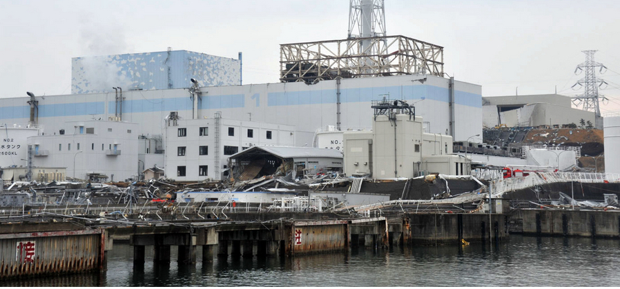 Radioaktivität aus Fukushima steigt in den Gewässern der Westküste Nordamerikas