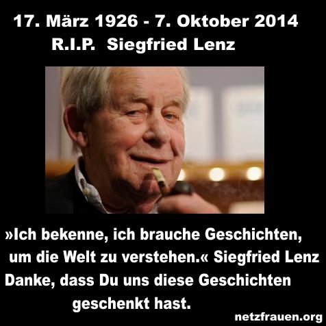 Siegfried Lenz