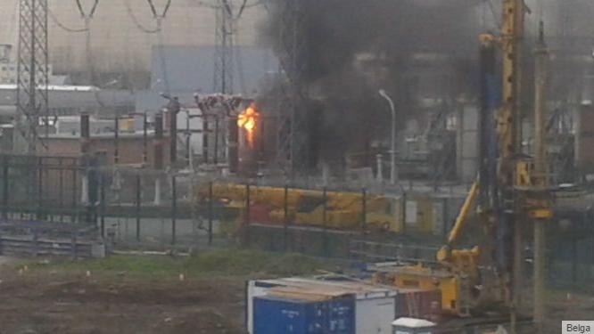 AKW Tihange 3 nach Explosion stillgelegt