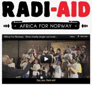 """""""Africa for Norway"""" – Afrika sammelt Heizkörper für Norwegen"""