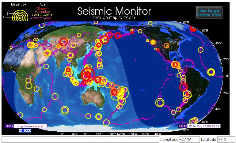 Tsunami-Warnung: Flutwellen können Indonesien, die Philippinen, Japan und Taiwan treffen