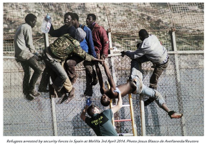 Einfach unbegreiflich: Kein Geld für Flüchtlingsrettung!