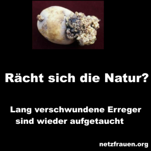 Rächt sich die Natur? Lang verschwundene Erreger sind wieder aufgetaucht