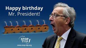 Europäische Bürgerinitiative gegen TTIP und CETA erreicht eine Million Unterschriften in Rekordzeit