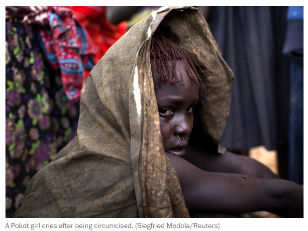 Herzzerreißend! Mit Gewalt in die Ehe verkauft - The heartbreaking moment a Kenyan girl is sold into marriage