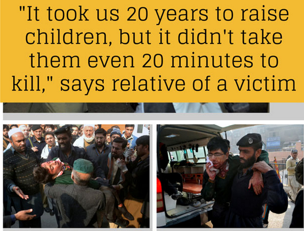 """Unfassbar! Taliban stürmen eine Schule und töteten 126 Kinder – Malala: """"Sinnloser und kaltblütiger Terroranschlag"""""""