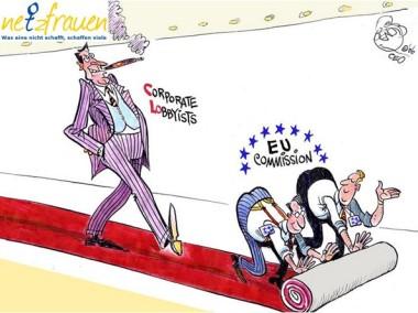 Lobbyismus EU – Juncker und das Transparenzregister