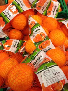 Orangennetz