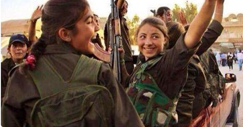 KobaneFrauen