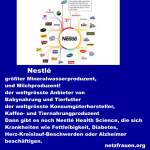 Alles Nestlé… oder was? – Nestlé ist weltweit größte Molkerei