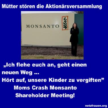 Monsanto Aktionärs