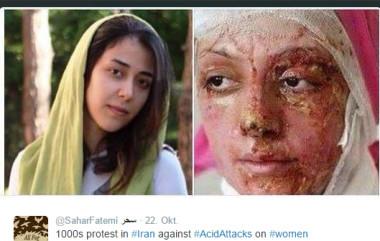 Netzfrauen Iran