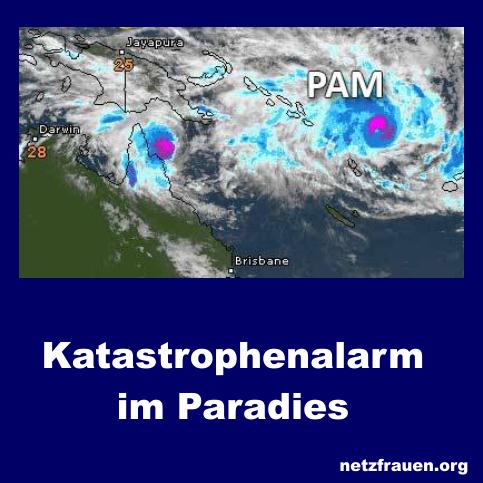 Vanuatu – Katastrophenalarm im Paradies