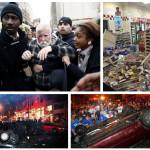Baltimore Riots –  Baltimore brennt – Szenen wie im Bürgerkrieg