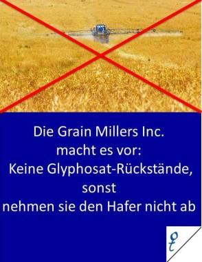 Die Grain Millers Inc