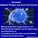 Vorsicht: Digitale Drogen auf dem Vormarsch – Auf dem Weg zum neuen Menschen