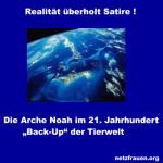 """Die Arche Noah im 21. Jahrhundert – """"Back-Up"""" der Tierwelt"""