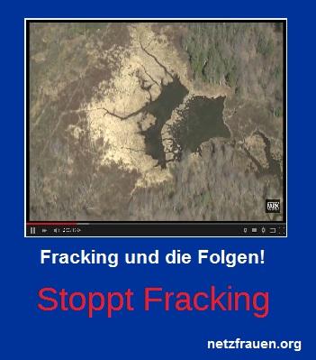 Die Folgen vom Fracking