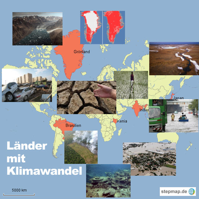 stepmap-karte-laender-mit-klimawandel-156416