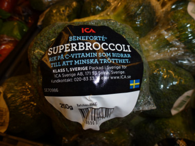 monsato Superbroccoli