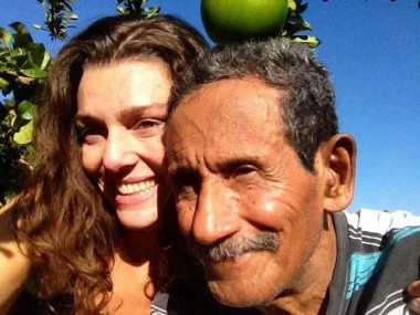 Shalla Monteiro und Raumundo Arruda sobrinho