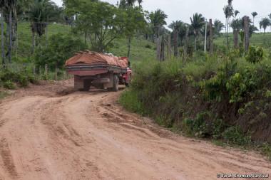 "Furcht vor ""tödlichem"" Bahnprojekt im Amazonasgebiet – 'Deadly' trans-Amazon railway sparks fear among tribes"