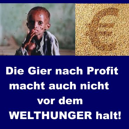 Trotz Rohstoffreichtum bettelarm - Wer profitiert vom Hunger?